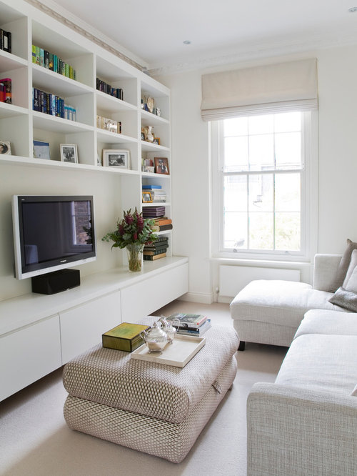 Small Narrow Living Room Decorating Ideas: Narrow Tv Room Ideas, Pictures, Remodel And Decor