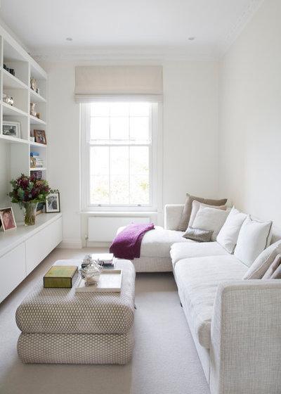 Contemporain Salon by Juliette Byrne