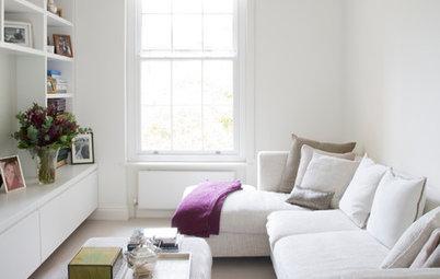10 ideen wie sie ein kleines wohnzimmer einrichten - Mini wohnzimmer ...