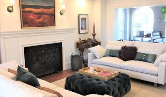 Cheritan Avenue - Fireplace Makeover
