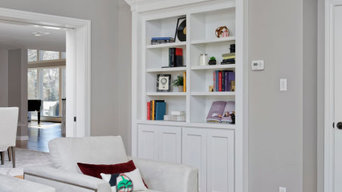 Cherry Hills Residence: Living Room