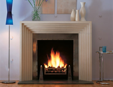 Chesney's Odeon fireplace mantel