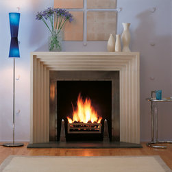 Chesney's Odeon fireplace mantel -
