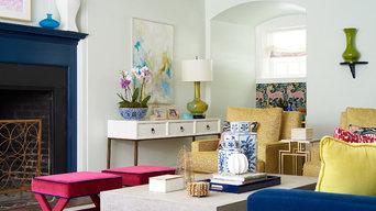 Chestnut Hill Living Room