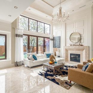 Blue And Brown Living Room Ideas Photos Houzz
