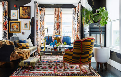 5 Ways to Push the Envelope With Colour and Pattern