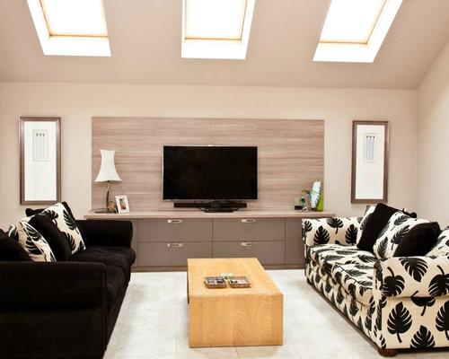 Black Sofa Living Room Ideas and Photos | Houzz