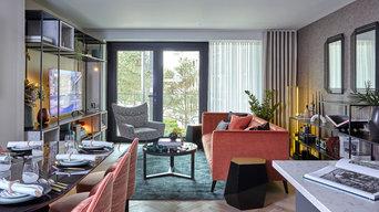 Chic Dock Apartment Design