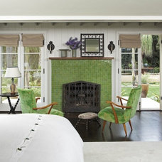 Eclectic Living Room by Lewin Wertheimer