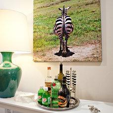Eclectic Living Room by Abbe Fenimore Studio Ten 25