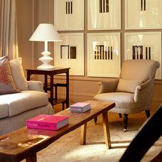 Contemporary Living Room by Martha Angus Inc.