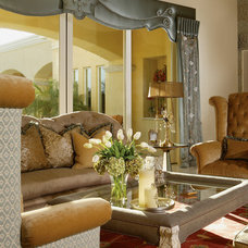 Traditional Living Room by Guided Home Design