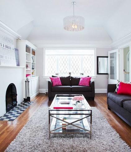Contemporary Living Room by SC Home