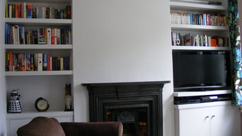 Chloe: Alcove Cupboards and Shelves