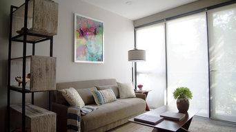 Choapan Decor Airbnb by Erika Winters Design