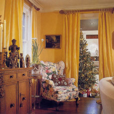 Traditional Living Room by Christina Haire Interior Design