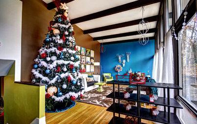 Comment métamorphoser un arbre lambda en fabuleux sapin de Noël ?