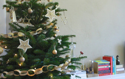 4 Rustic, Romantic Christmas Ornaments to Craft in Minutes