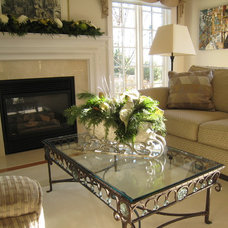 Traditional Living Room by Chic Decor & Design, Margarida Oliveira