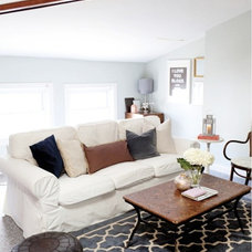 Living Room by Caitlin Brown Interiors & Styling