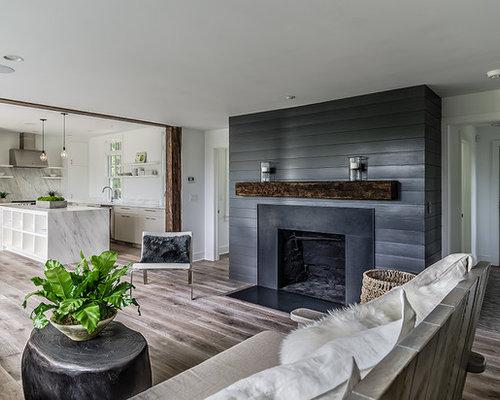 Weathered Wood Floor - Weathered Wood Floor Houzz