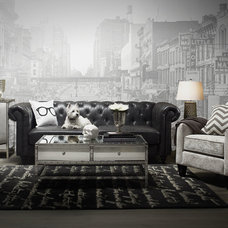 Contemporary Living Room by Urban Barn