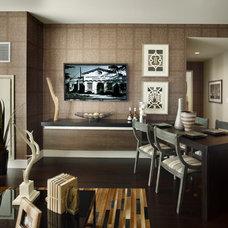 Contemporary  by Gacek Design Group, Inc.