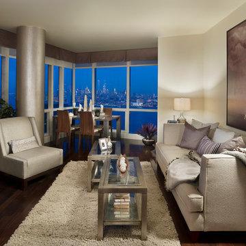City Living on the Hudson