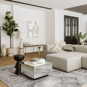 City of London Penthouse Showhome