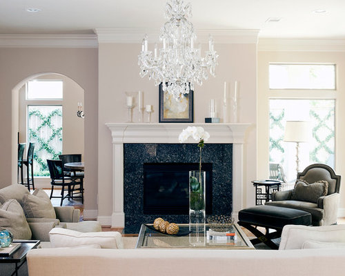 chandeliers in living rooms | houzz