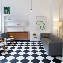 Decorating: Chequerboard Inspiration for Every Room