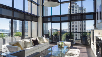 Citylife Penthouse Apartment Living Room