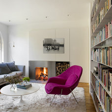 Contemporary Living Room by Stern McCafferty
