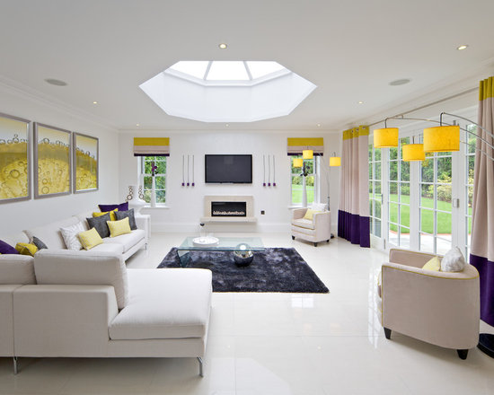 Model Home Living Room model home living room | houzz