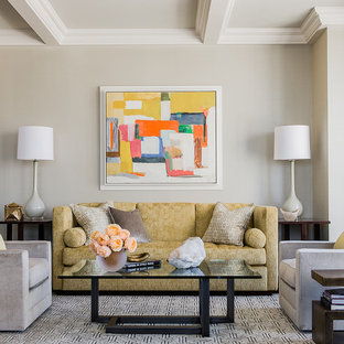 Gold Couch | Houzz