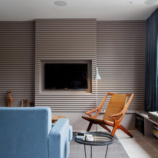 Modern Living Room by Sigmar