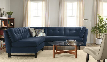 Clarke Sectional Room by R&B