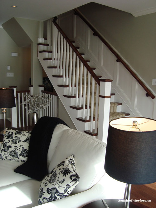 Wainscoting Stairs Ideas Pictures Remodel And Decor
