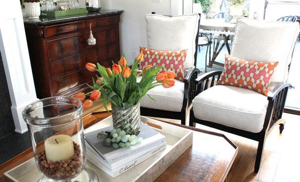 Contemporary Living Room classic • casual • home