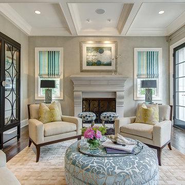 Classic Chic Living Room