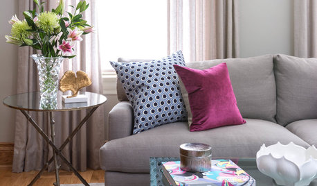 Skirts, Slipcovers & Legs: How to Dress Up Your Sofa