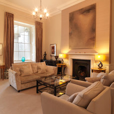Traditional Living Room by Icon Interiors Ltd