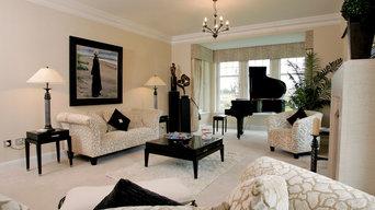 Classic Contemporary Family Home In Scotland
