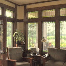 Craftsman Living Room by Someone's in the Kitchen, Inc.