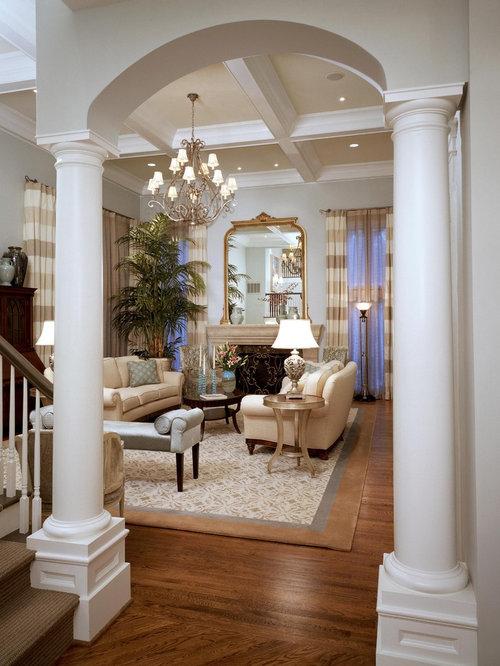 classic living room houzz