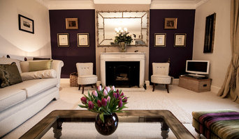 Classic Sitting Room in a Period Residence