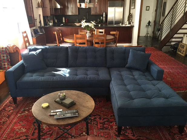 Traditional Living Room by Classic Sofa