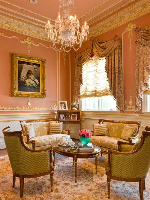 Classic Design Living Room Images