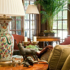 Traditional Living Room by Eric Stengel Architecture, llc