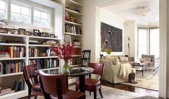 Clay Street Living Room